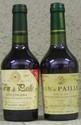 2 Demi bouteilles VIN DE PAILLE - AUGUSTE PIROU  1997 Etiquettes légèrement tachées. Labels lightly stained.