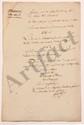 CHAMBRE DES PAIRS. Plus de 110 manuscrits, lettres ou pièces, la plupart autographes (ou en partie autographes) de Trophime-Gérard de LALLY-TOLENDAL, 1815-1829 ; environ 350 pages in-fol. ou in-4.