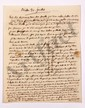 François- Félix de Berton des Balbes, duc de CRILLON (1748-1820) lieutenant général, député de la Noblesse aux États Généraux, pair de France. 3 L.A. et 1 L.A.S., Paris et Crillon 1807-1818, au comte puis marquis de LALLY-TOLENDAL ; 6 pages in-4 ou
