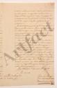 Georges DUVAL DE LEYRIT (1717-1764) employé de la Compagnie française des Indes, gouverneur de Pondichéry. 4 L.S., Pondichéry 1757, aux syndics et directeurs de la COMPAGNIE DES INDES à Paris ; 13 pages in-fol. (fentes à 2 pièces), dont un cahier lié