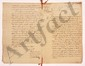 Georges DUVAL DE LEYRIT (1717-1764) employé de la Compagnie française des Indes, gouverneur de Pondichéry. 22 L.S., 8 P.S., plus 4 pièces manuscrites jointes, Pondichéry 1759, la plupart aux syndics et directeurs de la COMPAGNIE DES INDES, dont 4 au