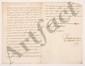 Thomas-Arthur de LALLY-TOLENDAL. L.S. avec date autographe (minute), Grand Mont [près Madras] 2 février 1761, [A LA COMPAGNIE DES INDES], avec 5 copies manuscrites de lettres ou pièces ; 7 pages in-fol., plus 8 pages in-fol.