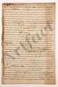 Thomas-Arthur de LALLY-TOLENDAL. MANUSCRIT autographe, Memoire projetté, [1766] ; cahier de 41 pages in-fol., cousu par un cordon.