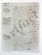 Trophime-Gérard de LALLY-TOLENDAL. MANUSCRITS autographes pour un Abrégé du procès ; 51 pages in-fol. ou in-4.