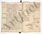 Conseil supérieur de PONDICHERY. 8 L.S. par le président et plusieurs conseillers, et 1 P.S. par le secrétaire du Conseil Simon LAGRENEE DE MEZIERES, Pondichéry 1757, aux syndics et directeurs généraux de la Compagnie des Indes, à Paris ; 92 pages