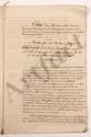 AMBOISE. MANUSCRIT autographe signé par Pierre-Zozime MOREAU, Extrait d'un manuscrit intitulé Chroniques authentiques du Chastel et ville d'Amboise, Tours, Blois et autres lieux circonvoisins, achevé par Olivier Bigot en mil cinq cent dix huit &