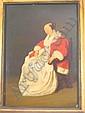 MANNER OF JACOB OCHTERVELT (1634-1710) A Lady, Jacob Ochtervelt, Click for value