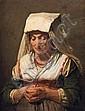 Jean Victor SCHNETZ (1787-1870), attr. à Portrait