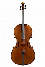A Fine and Important French Cello by Jean Baptiste Vuillaume