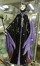 A Royal Doulton figure 'Maleficent' Limited edition 1077/2000