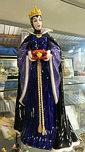 A Royal Doulton figure 'The Queen ' from Snow White
