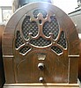 A 1930s Cathedral Radio