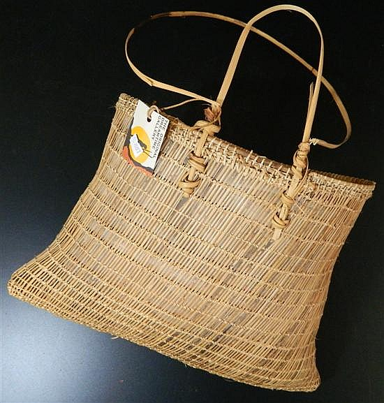 North Queensland Biconial Basket