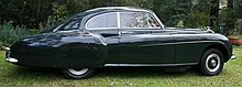 A 1954 Bentley R-Type Continental