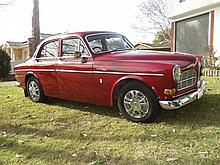 A 1966 Volvo 122S