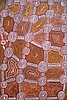 Willie Ryder Tjungurrayi (1932 - ) Australian Aboriginal Dot Painting acrylic on canvas
