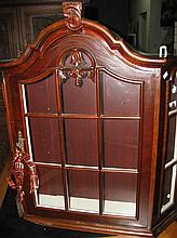 Antique style Dutch small hanging cabinet Width 68 cm Depth 80 cm Height 73 cm
