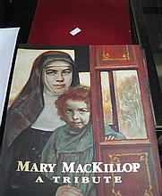 Eight volumes Mary Mackillop - A Tribute plus boxed placemats