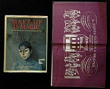 A Make-Up Reference Book together with An Illustrated Tailors Reference Book