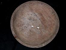 A Wooden Bowl, Trobriand Islands