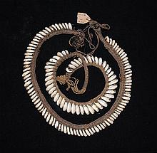 Two Old Shell Necklaces