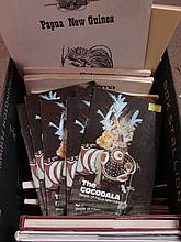 A Box of Tribal Reference Books