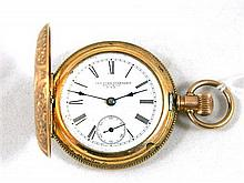 A Ladies Fob Watch