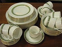 A Royal Doulton 'Rondelay' dinner set for 8 (40 pieces)