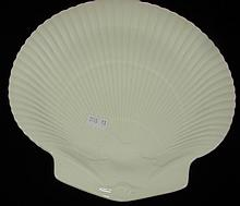 Wedgwood shell form plate