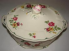 A Grindley 'Royal Petal' tureen