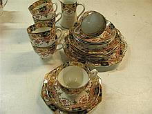 A Phoenix ware English tea set
