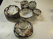 An English Standard China Part Tea set