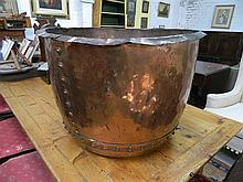 An antique copper