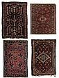 Four Persian Mats