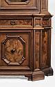 Dutch Baroque Style Cabinet
