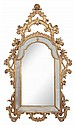 Venetian Baroque Style Parcel Gilt and