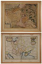 Two Maps of Eastern Europe