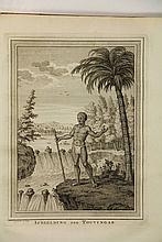 [Surinam]. Hartsinck, J.J. Beschryving van Guiana, of de Wilde Kust, in Zuid-America, Betreffende de Aardrykskunde en Historie des Lands, de Zeeden en Gewoontes der Inwooners, de Dieren, Vogels, Visschen, Boomen en Gewassen, als mede de eerste
