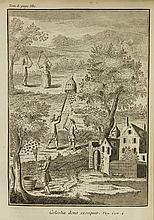 [Husbandry]. Liger, L. La nouvelle maison rustique, ou économie générale de tous les biens de campagne (...). Paris, F. Didot, 1775, 10th enl. ed., 2 vols., (2),IV,(4),916; (8),918,(2)p., 38 engr. plates, 39 (full-p.) woodcut ills. in text, contemp.