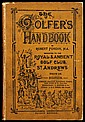 Forgan (Robert) The Golfer's Handbook, 8vo.,