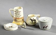 Racing ceramics,