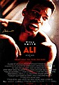 A rare Muhammad Ali signing of the movie poster