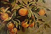 E.H. BLASHFIELD PAINTING OF ORANGES