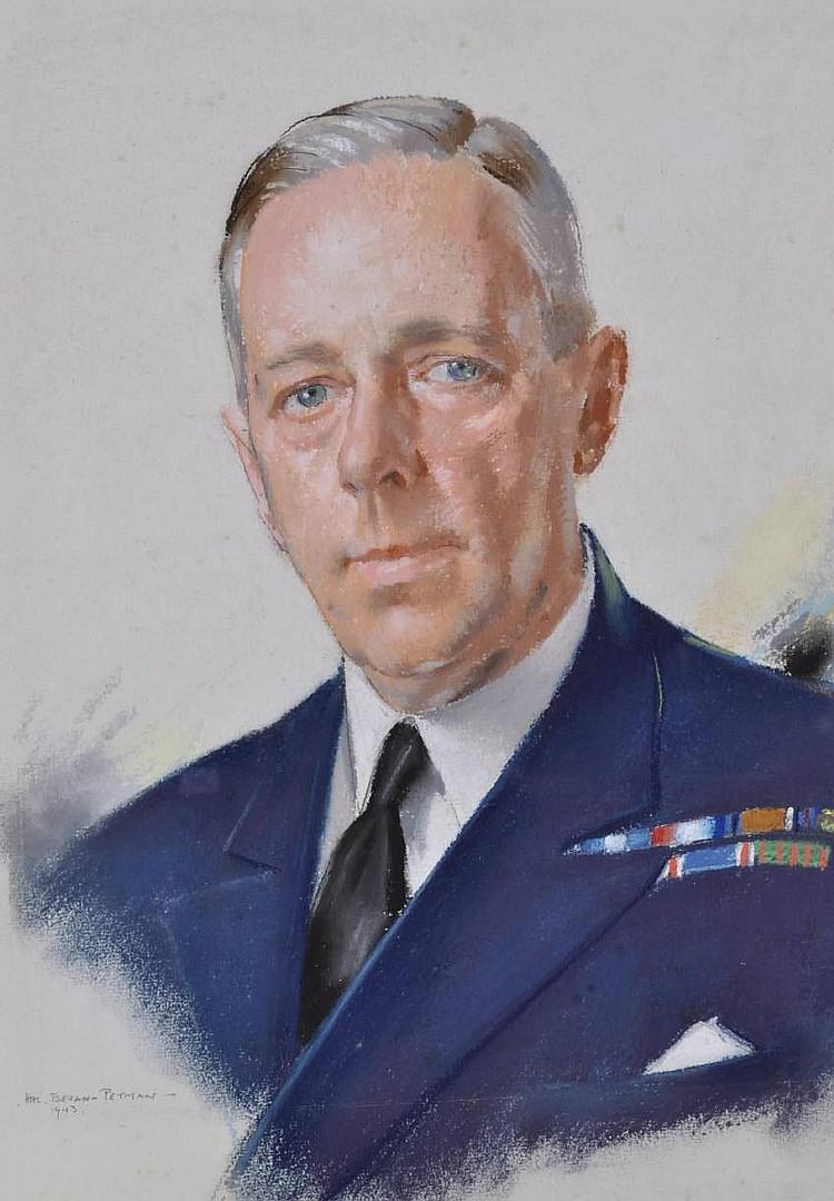 Hal Bevan-Petman (1894-1980) Colour pastels,