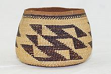 Hupa basket - near mint condition