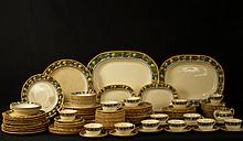 Tritan ware - Royal Adams English ivory china set
