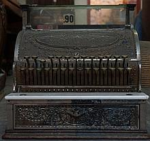 National antique cash register - 39.75