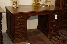 19th c.  American Walnut writing desk