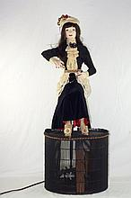 Antique 'Macy's' Dept. Store Automaton by Art Mfg