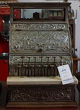 Royal antique cash register